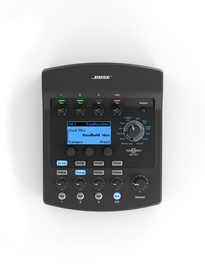 Sistem pentru muzica live L1 II cu bass B1 mixer ToneMatch L1 II cu bass B1