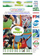 Prezentare companie - Conamo Sport SRL