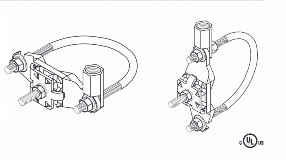 Pagina 1 - CAD-PDF Baza de fixare VFC®, cupru stanat, pentru tevi, cos de fum VFC Detaliu de...
