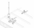 Baza VFC® omnidirectionala captator pentru acoperisuri cutate VFC - Baza omnidirectionala