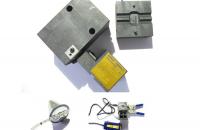 Produse pentru impamantare si suduri exotermice Sudarea exoterma este o metoda de sudare simpla, de formare a conexiunii electrice de inalta calitate, utilizata in instalatiile paratrasnet si de impamantare.