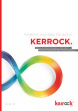 Paletar de culori piatra compozita Kerrock