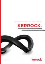 Piatra compozita pentru diferite aplicatii Kerrock