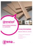 catalog-grenaisol / Placi din vermiculita pentru izolarea semineelor / ANGEDO IMPEX