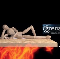 Placi din vermiculita pentru izolarea semineelor Grena