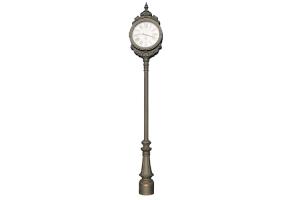 Ceas stradal Ceasul stradal Cazino, oferit de Bramal Light, este confectionat dintr-un aliaj metalic, turnat, necorosiv, nu necesita reglaje si are o durata de viata minim 15 ani.
