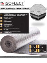 Membrana pentru izolatii termice ISOFLECT