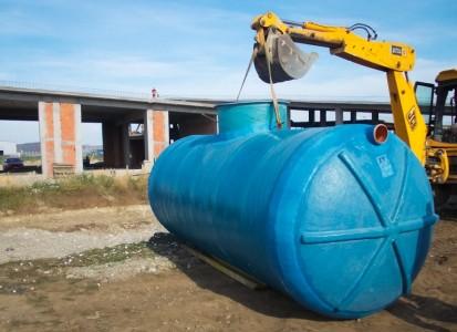 Rezervor apa potabila 60 mc Rezervoare subterane Rezervoare subterane