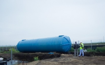Rezervor incendiu subteran 100 mc Rezervoare subterane Rezervoare subterane