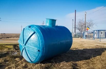 Rezervor subteran 50 mc apa Rezervoare subterane Rezervoare subterane