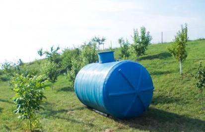 Rezervor subteran 20 mc Rezervoare subterane Rezervoare subterane