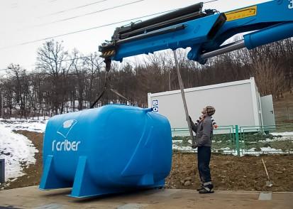 rezervor apa suprateran la comanda Rezervoare supraterane Rezervoare supraterane