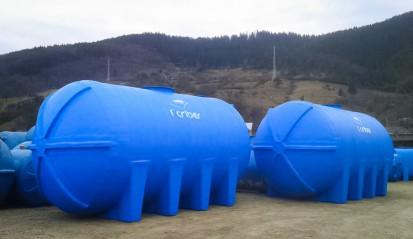 rezervoare supraterane 50 mc Rezervoare supraterane Rezervoare supraterane