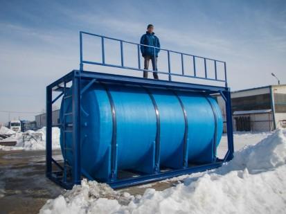 rezervor suprateran metalic Rezervoare supraterane Rezervoare supraterane