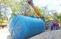 Separatoare de grasimi cu montaj subteran CRIBER