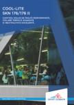Sticlă cu protecţie solară și izolaţie termică SAINT GOBAIN - SGG COOL-LITE SKN 176