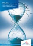 Sticlă pentru cabine de duş SAINT GOBAIN - SGG TIMELESS