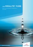 Ghid de procesare, întreţinere și montare SAINT GOBAIN GLASS - SGG MIRALITE PURE