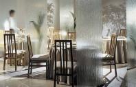 Sticlă decorativă Sticla SAINT GOBAIN GLASS cu suprafață imprimată arhitectural inspiră o