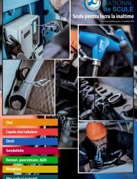 Catalog CNS INDUSTRIAL 2018-2021 - Scule pentru lucru la inaltime