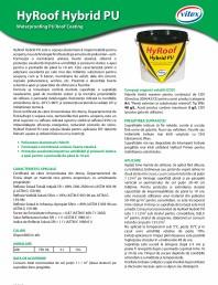 Solutie hidroizolanta