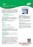 Vopsea hidroizolanta pentru acoperisuri VITEX - Vito
