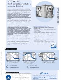 Unitate de ventilatie