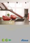Unitati de ventilatie compacte ATREA - DUPLEX EC5