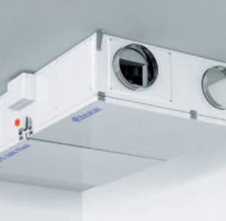 Sisteme de ventilare cu recuperare de caldura pentru case pasive ATREA