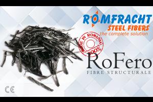 Fibre din polipropilena pentru armarea betoanelor ROMFRACHT ofera o gama variata de fibre din polipropilena. Acestea sunt folosite in aplicatiile betonului si ofera maximum de durabilitate pe termen lung, imbunatatiri structurale.