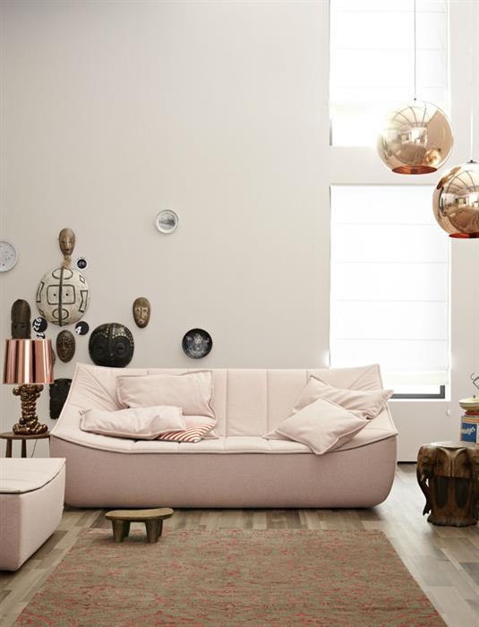 Covor modern lana schoner wohnen colectia basanti 6320 061 for Schoner wohnen 6