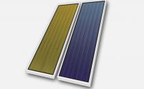 Panouri solare plane Panourile solare plane Sunsystem au un randament foarte ridicat si sunt recomandate atat pentru incalzirea apei menajere cat si pentru aport la caldura.