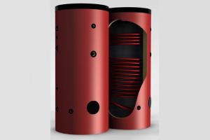 Boilere pentru apa calda Preparatoarele de apa calda o.m.b sunt construite din otel carbon de calitate, tratate intern contra coroziunii prin emailare, tratament care pastreaza potabilitatea apei acumulate.