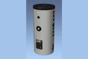 Boilere pentru apa calda Boilerele din seria HAJDU sunt boilere de sol cu schimbatorul de caldura de tip serpentina fixa, destinate prepararii apei calde menajere.
