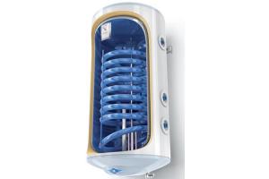 Boilere pentru apa calda Boilerele din seria TESY sunt boilere de perete sau de sol cu unul sau doua schimbatoare de caldura de tip serpentina fixa. Acestea sunt destinate prepararii apei calde menajere.