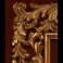 Aplicare foita de aur LET'S ART - Poza 2