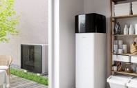 Pompe de caldura aer-apa pentru apă caldă menajeră si incalzire locuinta DAIKIN