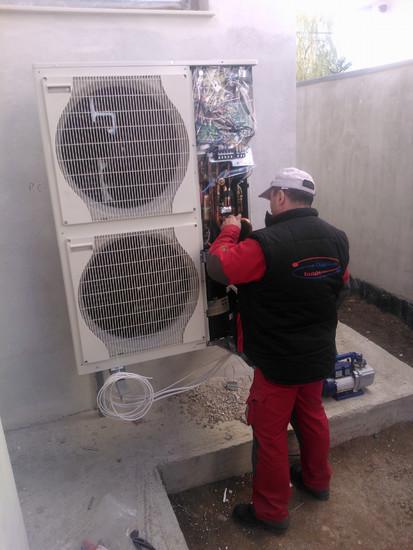 Instalatie cu pompa de caldura Aer-Apa - Zubadan 3 ZUBADAN PUHZ-SHW80VHA ZUBADAN PUHZ-SHW112YHA ZUBADAN PUHZ-SHW140YHA ZUBADAN