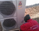 Pompe de caldura Aer-Apa MITSUBISHI ELECTRIC