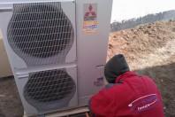Pompe de caldura Aer-Apa