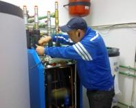 Instalare pompe de caldura Ciupirom Instal are un portofoliu de peste 40 de instalatii cu Pompe