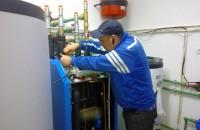 Instalare pompe de caldura