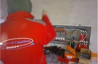 Instalare sisteme de incalzire in pardoseala