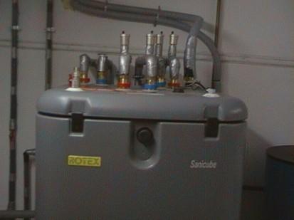 Montaj panouri solare Rotex sistem Inteligent Dray Bach / Montaj panouri solare plane Rotex 1