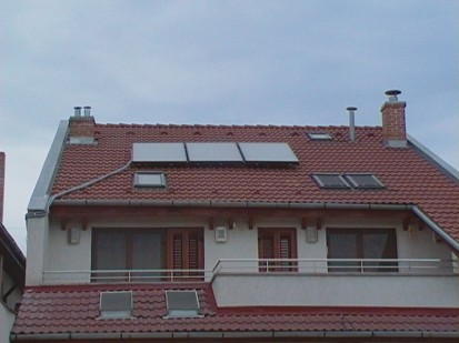 Montaj panouri solare Rotex sistem Inteligent Dray Bach / Montaj panouri solare plane Rotex 6