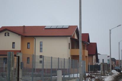 Montaj panouri solare Rotex sistem Inteligent Dray Bach / Montaj panouri solare plane Rotex 25