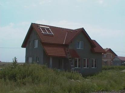 Montaj panouri solare cu tuburi vidate / Montaj panouri solare cu tuburi vidate 2