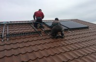 Montaj panouri solare CIUPIROM INSTAL