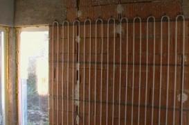 Montaj incalzire si racire prin tavan sau perete   CIUPIROM INSTAL