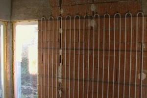 Montaj incalzire si racire prin tavan sau perete   Ciupirom Instal isi propune sa vina in sprijinul clientilor cu servicii de montaj incalzire si racire prin tavan sau perete si racirea geotermala in tandem cu aceste sisteme.